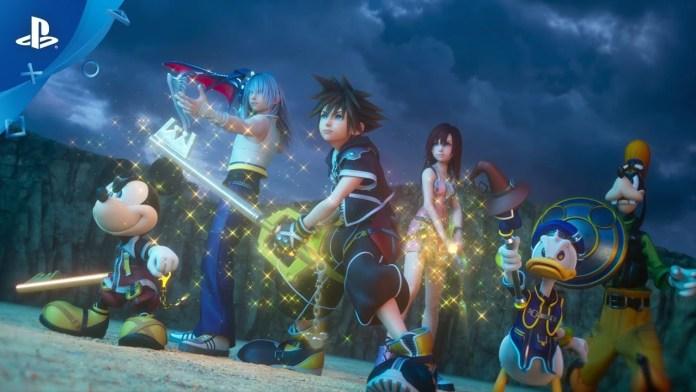 Kingdom Hearts III riassunto storia archivi memoria gioco