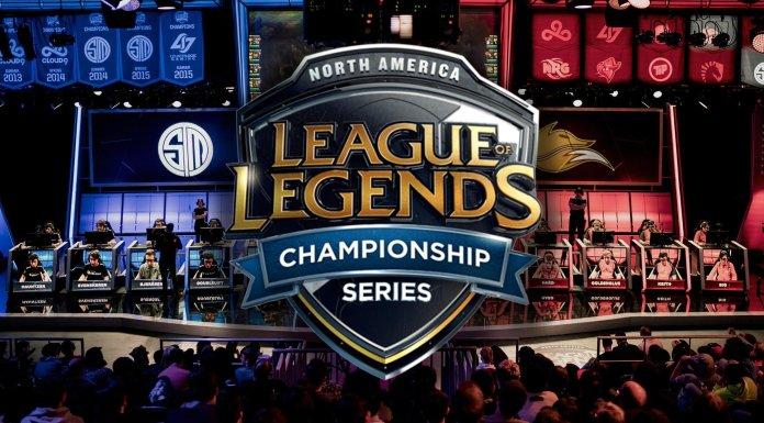 LCS NA campionato 2019 partite