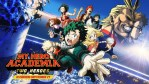 My Hero Academia: Two Heroes Rivelato Nuovo Poster