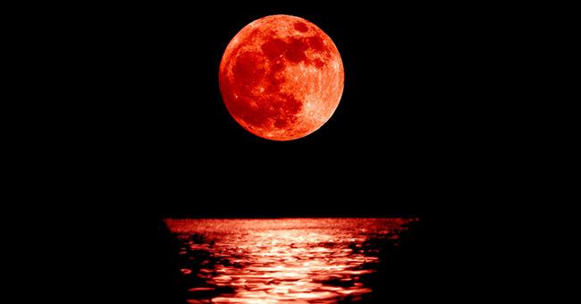 Luna Eclissi