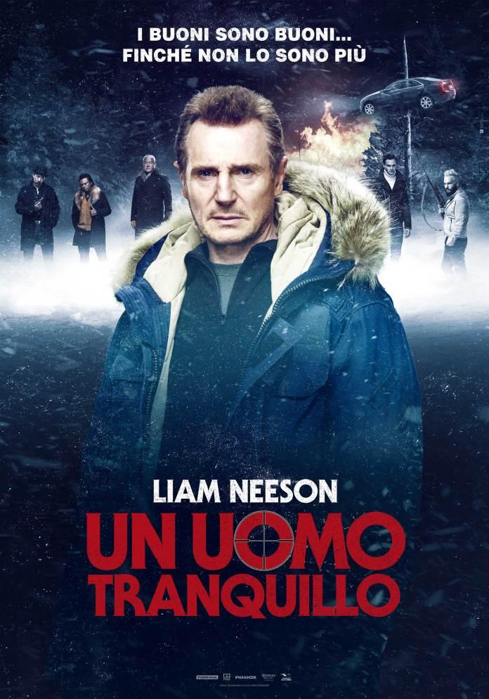 Liam Neeson - Un uomo tranquillo - Eagle Pictures - Poster