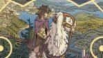 A Land Called Tarot e la biografia a fumetti di Michael Jordan - Edizioni BD
