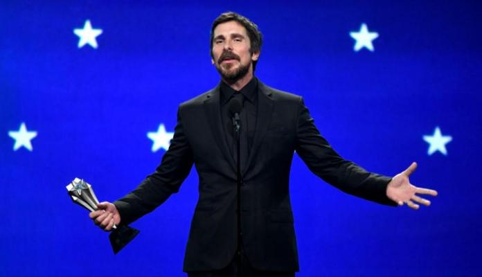 Christian Bale premiato ai Critics' Choice Awards 2019. - Tutti i vincitori