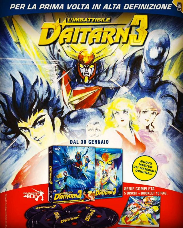 L'imbattibile Daitarn 3