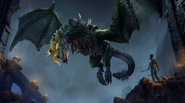 draghi elder scrolls online dragon aquisto