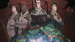 Tmnt Ghostbusters - recensione