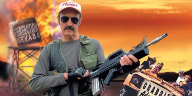 Michael Gross è Burt Gummer in Tremors - franchise