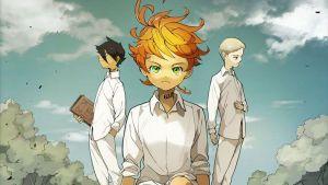 The Promised Neverland, Pokusa Demizu ha condiviso un'illustrazione speciale