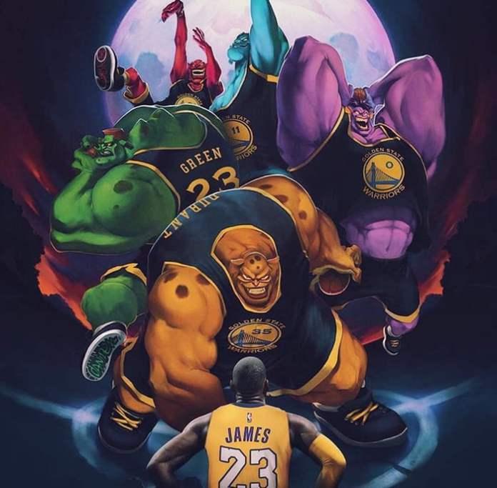 LeBron James.- Space Jam 2, il sequel del film con Michael Jordan - Warner Bros.