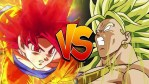 Dragon Ball Super: nuovi poster promozionali di Goku e Broly