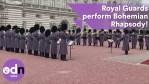 Bohemian Rhapsody: anche la Guardia Reale celebra la vittoria ai Golden Globes