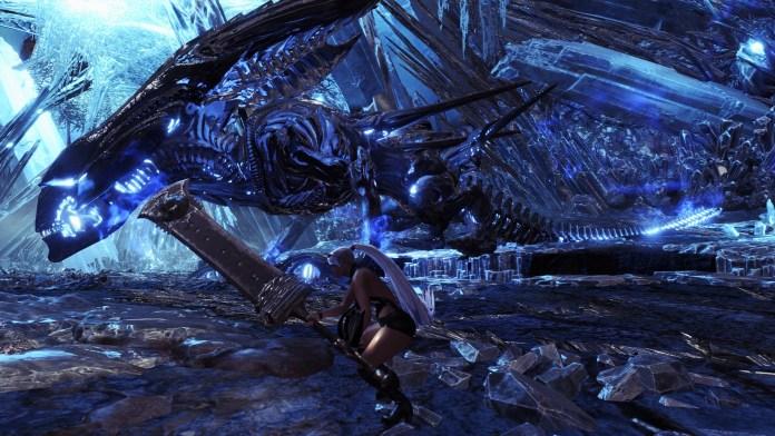 mhw monster hunter world gioco boss alien xenomorfomod