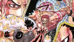 One Piece la potenza dell'Haki di Rufy