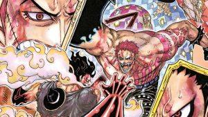 Nel numero 89 di One Piece la battaglia imperversa!
