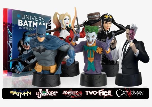 DC Batman Universe Collector's Busts