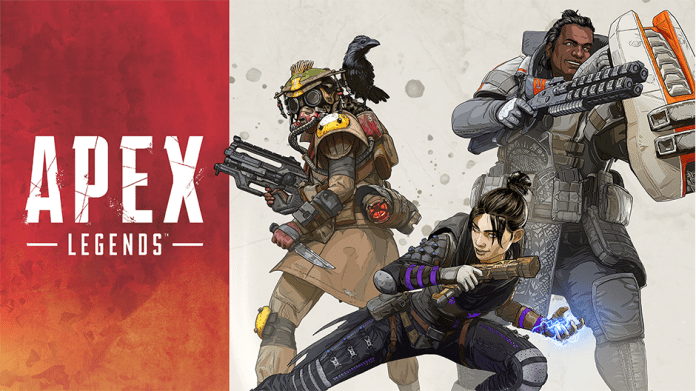 Battle Royale Apex Legends EA