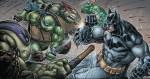 Batman - Tartarughe Ninja: il crossover diventa un film d'animazione