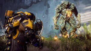 Anthem: BioWare svela un secondo GamePlay