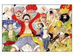 One Piece: Stampede, il nuovo look della ciurma di Cappello di Paglia