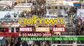Cartoomics 2019: la fiera dove il pubblico diventa protagonista