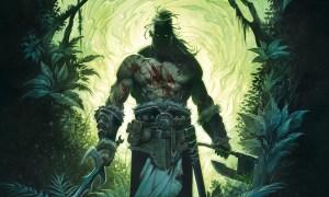 Conan il Cimmero – Oltre il fiume Nero: nell'inferno verde.