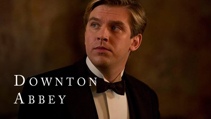 Downton Abbey Dan Stevens film serie tv Matthew