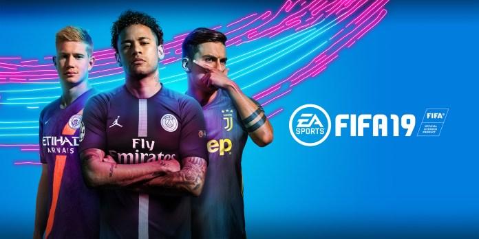 FIFA 19 Nuova Copertina