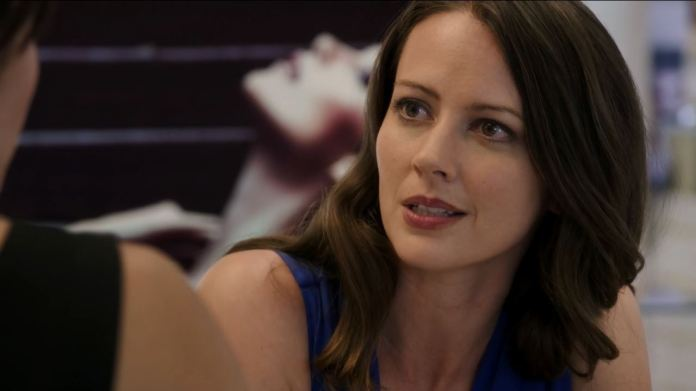 cast shepherd grey's anatomy person of interest amy acker kate episodio