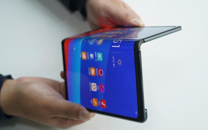Smartphone Huawei Mate X