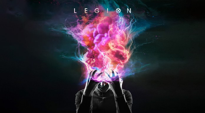 Legion logo terza stagione ultima cancellato serie tv marvel FX