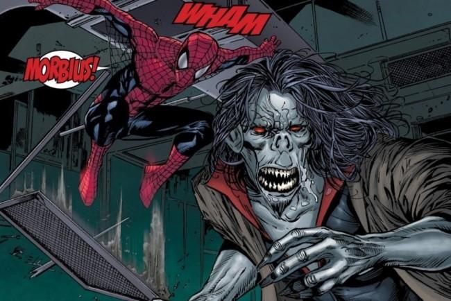 Morbius-  spin-off di Spider-Man, prodotto da Sony e firmato Marvel, con protagonista Jared Leto. Aggiunte al cast