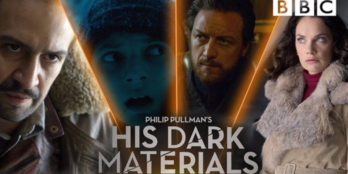 Queste oscure materie - his dark materials philip pullman serie tv trilogia teaser trailer