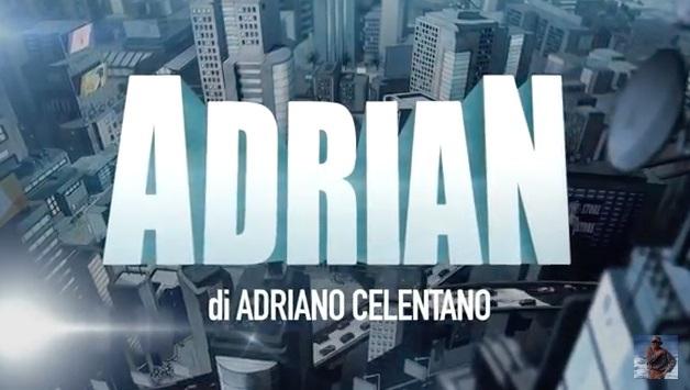 Adrian: la serie-evento del Molleggiato Adriano Celentano interrotta su Canale5