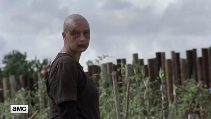 The Walking Dead: AMC pubblica il video la shockante scena vista nella puntata 9x11 (Credits: AMC)