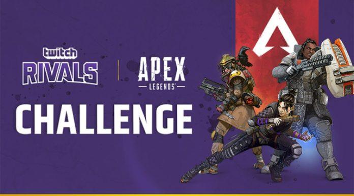 apex legends twitch rivals torneo challenge evento shroud drdisrespect
