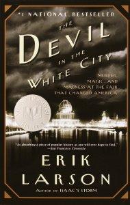 The Devil in the white City - Erik Larson - serie tv Adattamento di Leonardo DiCaprio e Martin Scorsese