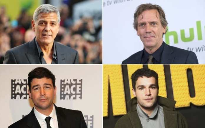 catch 22 cast laurie chandler george clooney