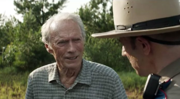 The Mule - Clint Eastwood