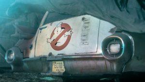 Ghostbusters 3: immagini e video dal set ci svelano la Ecto-1 potenziata!