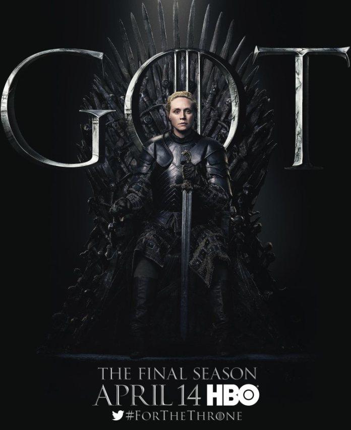 Game Of Thrones - Brienne di Tarth (Gwendoline Christie)