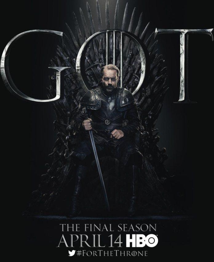 Game Of Thrones - Jorah Mormont (Iain Glen)