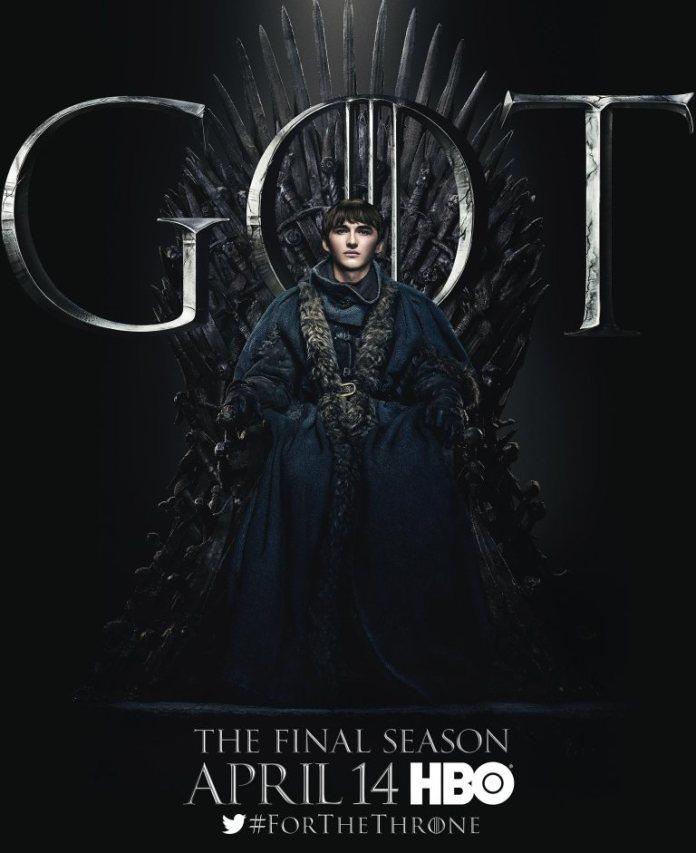 Game of thrones - Bran Stark (Isaac Hempstead Wright)