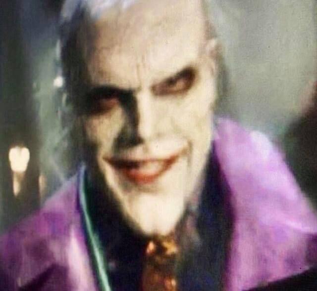 Joker, look definitivo ultima puntata?