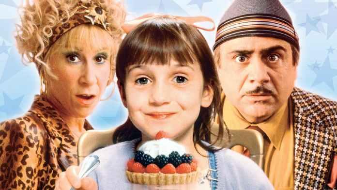 Matilda Netflix catalogo marzo cancellazioni