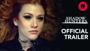 Shadowhunters 3B - rilasciato il trailer ufficiale