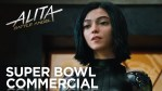 Trailer Super Bowl LIII - Alita: Angelo della Battaglia