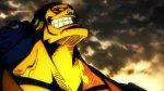 One Piece: Stampade - Douglas Bullet membro della ciurma di Gol D. Roger