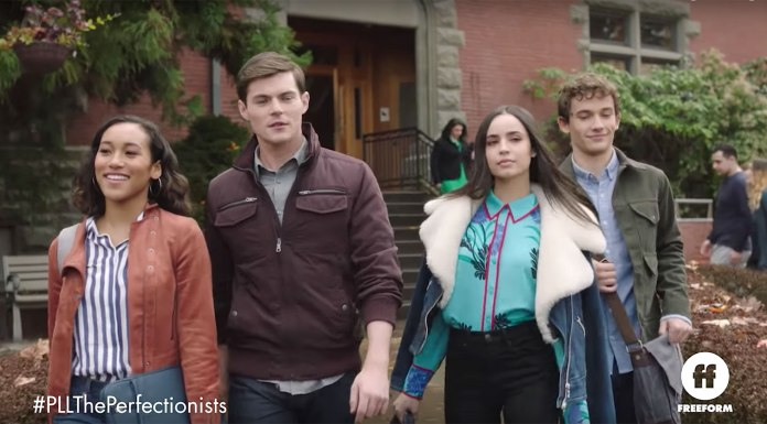 pretty little liars: the perfectionists freeform premiere e trailer