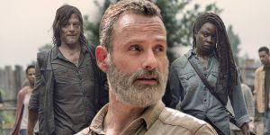 The Walking Dead: Daryl e Michonne nei film di Rick?