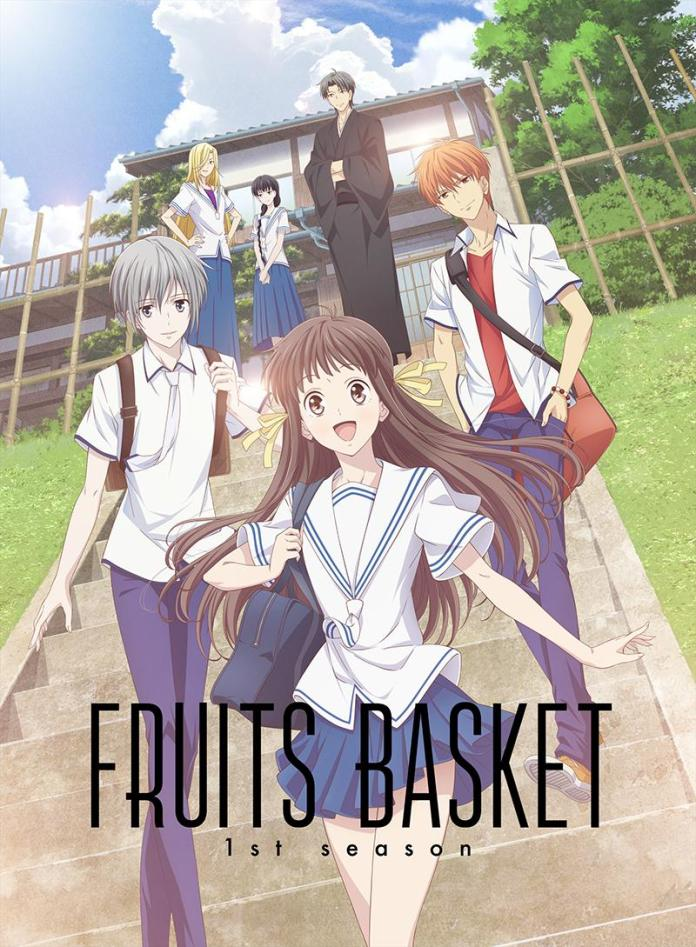 fruits basket reboot funanimation